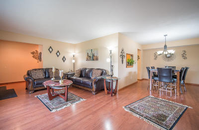 Greenfield Single Family Home Active Contingent With Offer: 3373 W Bridge St