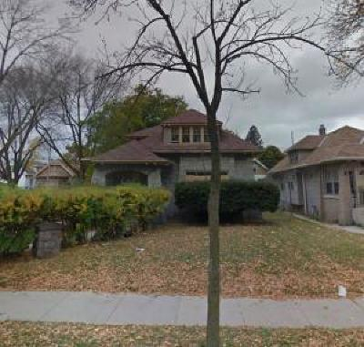 Single Family Home For Sale: 3001 N 38th St