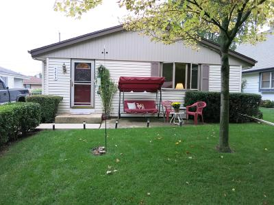 Greenfield Single Family Home For Sale: 4253 S 88th St
