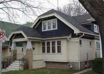 Single Family Home For Sale: 2524 N 52nd St
