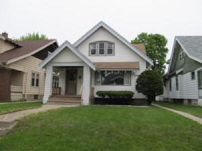 Single Family Home For Sale: 2934 N 38th St