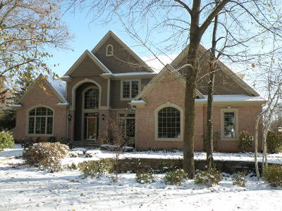 Pewaukee Single Family Home For Sale: W283n3844 Yorkshire Trace