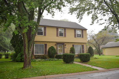 Greenfield Single Family Home For Sale: 3247 S Elmwood Ave