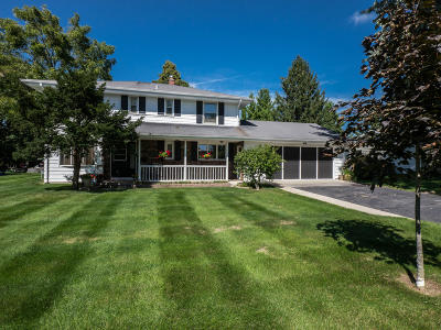 Mukwonago Single Family Home Active Contingent With Offer: 316 Macarthur Dr