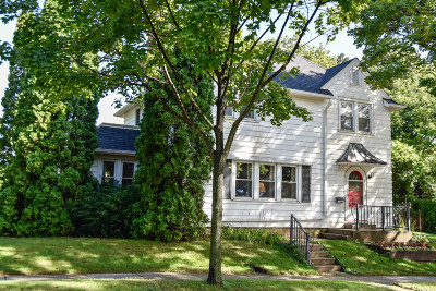 Wauwatosa Single Family Home For Sale: 6330 W McKinley Ave