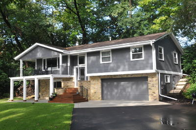 Single Family Home For Sale: 8014 Valley Dr