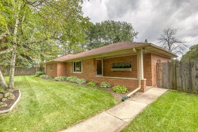 Greenfield Single Family Home Active Contingent With Offer: 4425 S 68th St