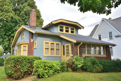 Milwaukee Single Family Home For Sale: 1603 N 48th St