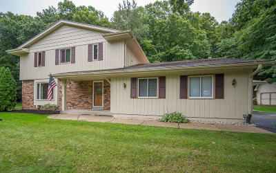 Single Family Home For Sale: W238s5450 Chestnut Trl