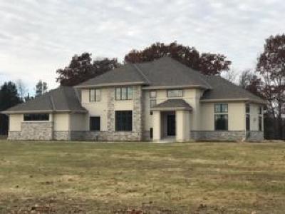 Oconomowoc WI Single Family Home For Sale: $1,225,000