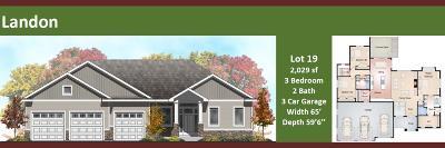 Menomonee Falls WI Single Family Home For Sale: $539,900