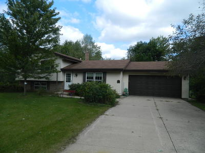 Eagle WI Single Family Home For Sale: $214,900