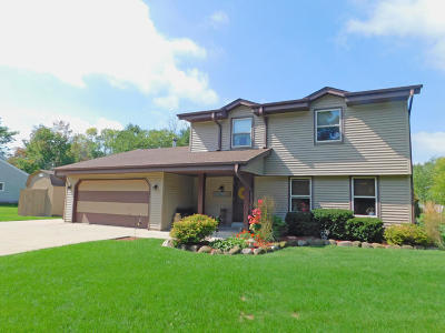 Muskego WI Single Family Home For Sale: $295,000