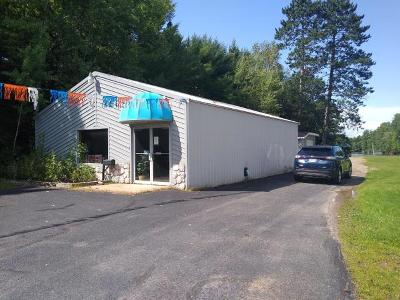 Eagle River Commercial For Sale: 5160 Hwy 70