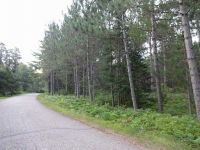 Oneida County, Lincoln County, Price County Residential Lots & Land For Sale: On River Rd