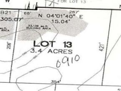 Antigo Residential Lots & Land For Sale: On Cth F