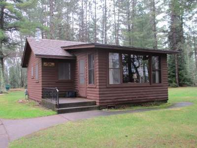 Forest County, Iron Wi County, Langlade County, Lincoln County, Oneida County, Vilas County Condo/Townhouse For Sale: 5307n Goettsche Rd #2