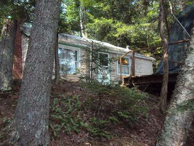 Forest County, Iron Wi County, Langlade County, Lincoln County, Oneida County, Vilas County Single Family Home For Sale: 6627 Shore Dr N
