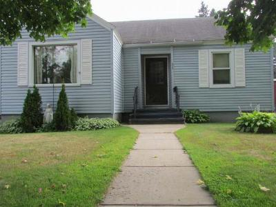 Antigo WI Single Family Home Sold: $37,000