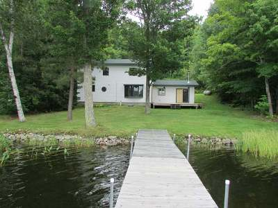 Single Family Home Sold: 5743 White Eye Lake Rd