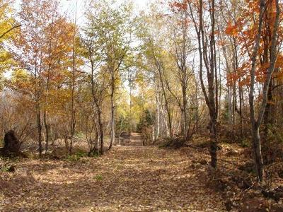 Price County Residential Lots & Land For Sale: Off Hoffman Lake Fire Ln