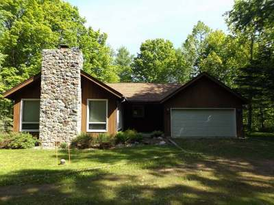 Crandon Single Family Home For Sale: 3461 Lake Lucerne Dr