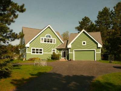 Single Family Home Sold: 1561 Watersmeet Lake Rd