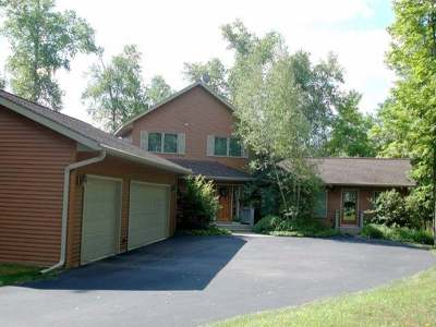 Presque Isle WI Single Family Home For Sale: $749,900
