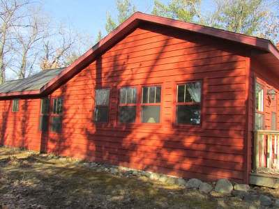 Elcho WI Single Family Home Sold: $190,000
