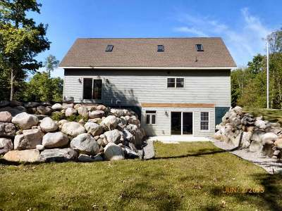 Pearson Single Family Home For Sale: N10585 Hwy 55