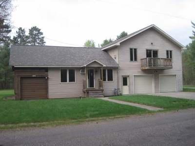 Boulder Junction Single Family Home For Sale: 12538 Bakken Rd