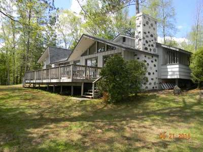 Langlade County Single Family Home For Sale: N9205 Mill Rd