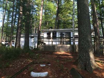 Forest County, Iron Wi County, Langlade County, Lincoln County, Oneida County, Vilas County Single Family Home For Sale: N11279 Kal Ln