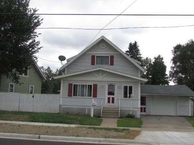 Antigo WI Single Family Home For Sale: $58,000