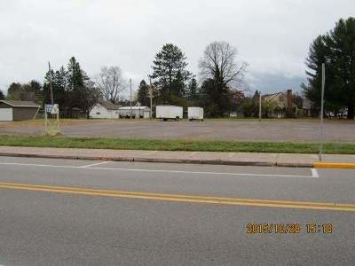 Eagle River WI Commercial For Sale: $139,000
