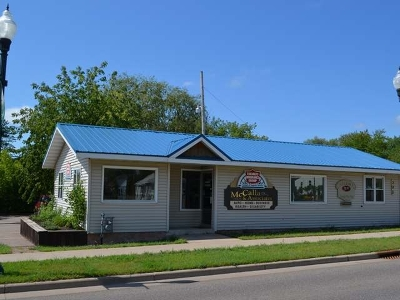 Commercial Sold: 302 South Tomahawk Ave