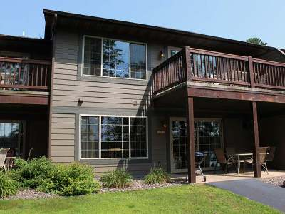 Eagle River Condo/Townhouse For Sale: 4443-203 Chain O Lakes Rd #203