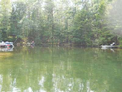 Minocqua WI Residential Lots & Land For Sale: $200,000