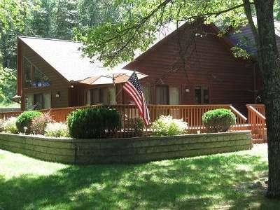Oneida County Single Family Home For Sale: 5605 Moon Lite Bay Rd