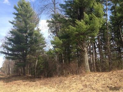 Oneida County, Lincoln County, Price County Residential Lots & Land For Sale: On Muskellunge Lk Rd
