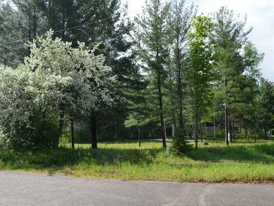 Crandon Residential Lots & Land For Sale: On Prospect Ave S