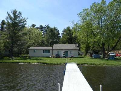 Single Family Home Sold: 2381 Norway Point Rd