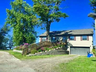Pelican Lake Single Family Home For Sale: 889 Hwy 45