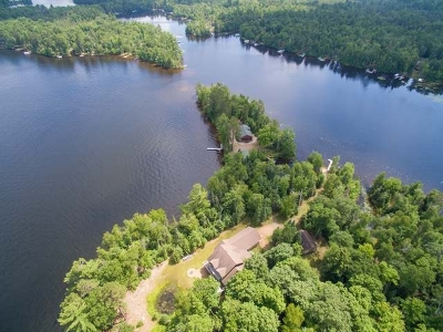 Manitowish Waters Single Family Home For Sale: 13224 Avenue Of The Balsams