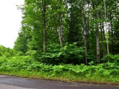 Tripoli WI Residential Lots & Land For Sale: $39,900