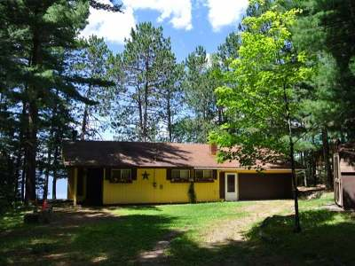 Three Lakes WI Single Family Home For Sale: $199,900