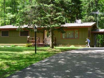 Minocqua WI Single Family Home Sold: $107,000