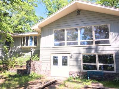 Arbor Vitae Single Family Home For Sale: 4199 Diamond Lake Rd