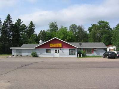 Eagle River Commercial For Sale: 4351 Wall St