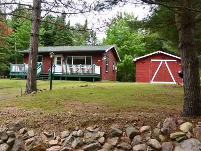 Minocqua WI Single Family Home Sold: $94,000
